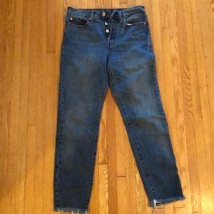 501 vintage Levi's